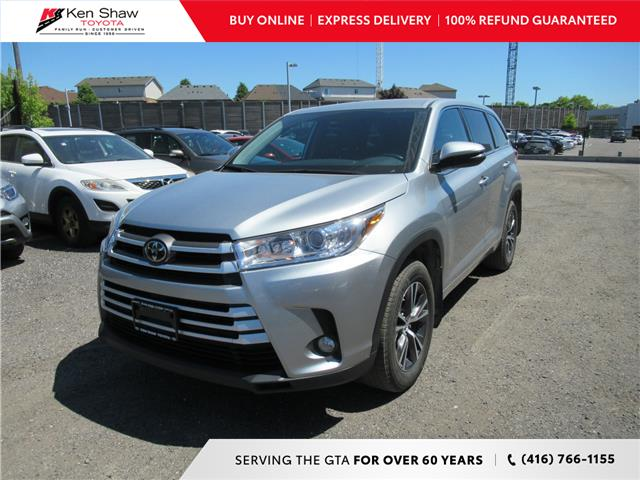 2018 Toyota Highlander LE (Stk: 17049A) in Toronto - Image 1 of 21