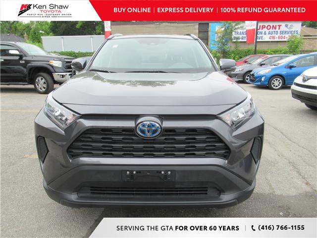 2020 Toyota RAV4 Hybrid LE (Stk: 17041A) in Toronto - Image 1 of 20