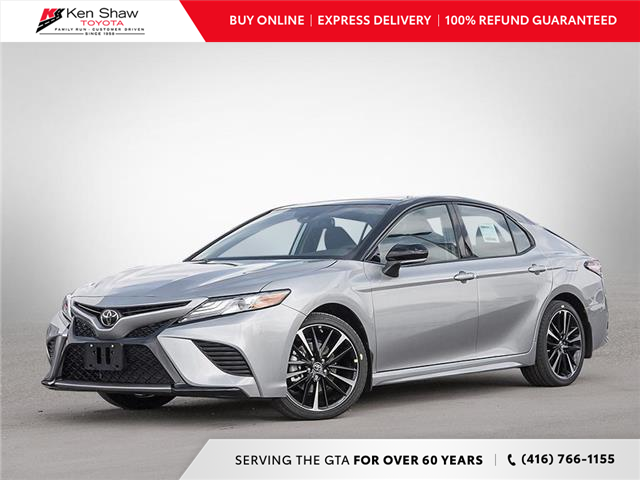 2020 Toyota Camry XSE (Stk: 79752) in Toronto - Image 1 of 23