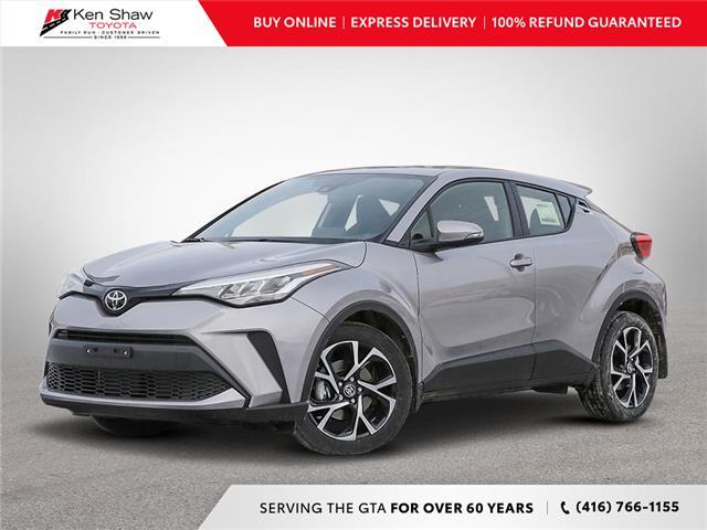 2020 Toyota C-HR XLE Premium (Stk: 79858) in Toronto - Image 1 of 23