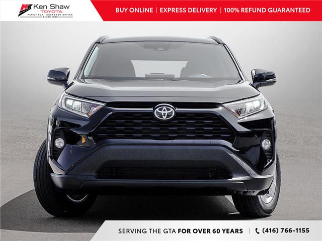 2020 Toyota RAV4 XLE (Stk: 79926) in Toronto - Image 1 of 30