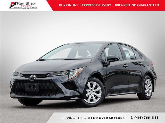 2020 Toyota Corolla LE (Stk: 79939) in Toronto - Image 1 of 23