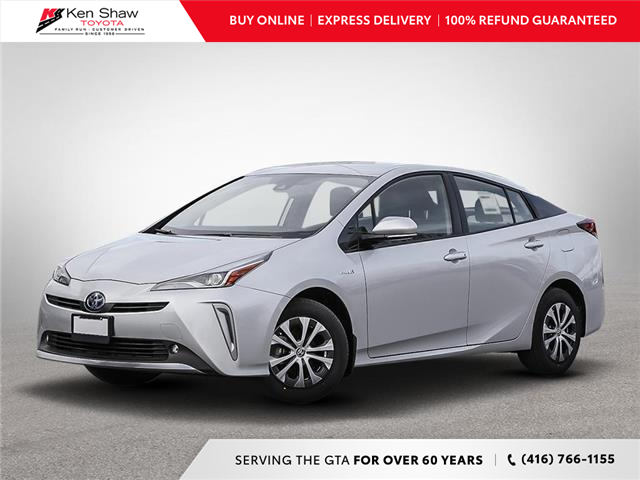 2020 Toyota Prius Technology (Stk: 79948) in Toronto - Image 1 of 23