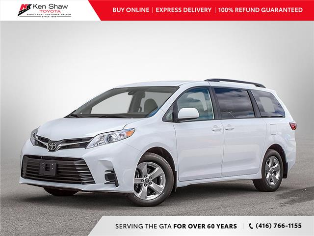 2020 Toyota Sienna LE 8-Passenger (Stk: 79945) in Toronto - Image 1 of 22