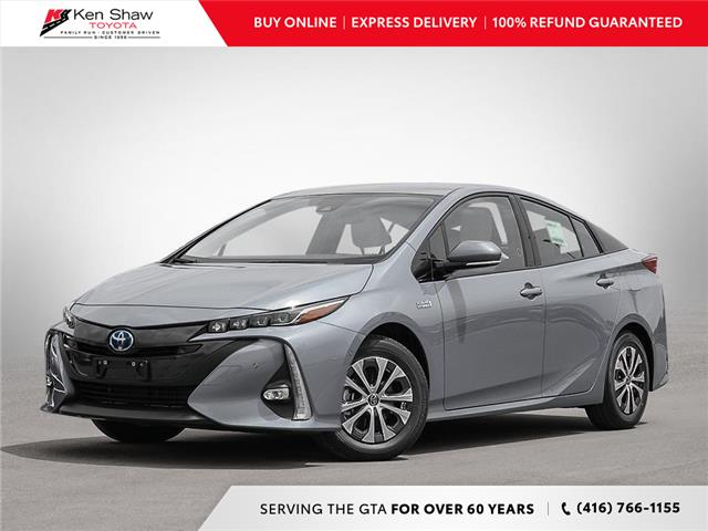 2020 Toyota Prius Prime Upgrade (Stk: 79962) in Toronto - Image 1 of 22