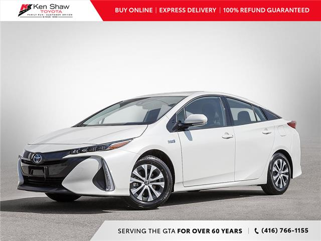 2020 Toyota Prius Prime Upgrade (Stk: 79859) in Toronto - Image 1 of 10