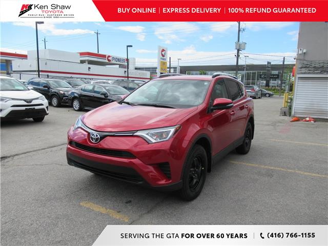 2016 Toyota RAV4 LE (Stk: 16999A) in Toronto - Image 1 of 14