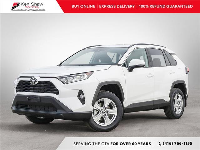 2020 Toyota RAV4 XLE (Stk: 79985) in Toronto - Image 1 of 23