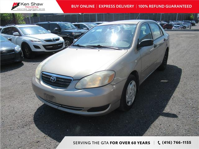 2006 Toyota Corolla CE (Stk: 16761ABC) in Toronto - Image 1 of 11