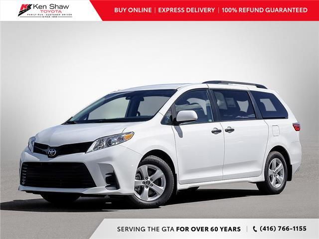 2020 Toyota Sienna CE 7-Passenger (Stk: 80001) in Toronto - Image 1 of 23