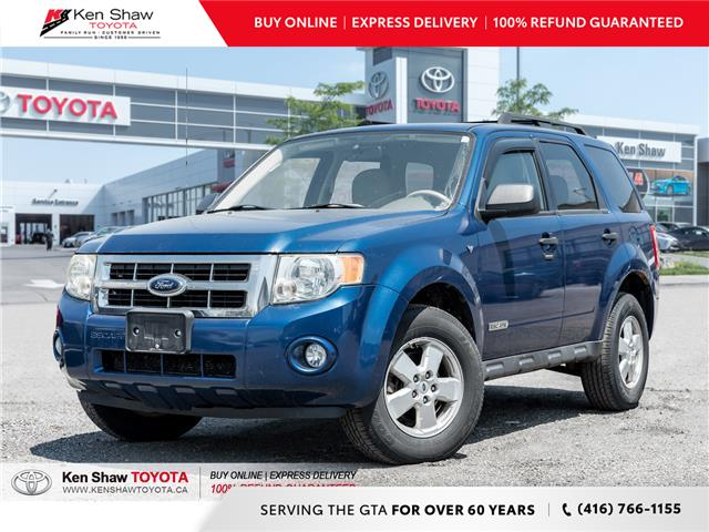 2008 Ford Escape XLT (Stk: 17031AB) in Toronto - Image 1 of 17