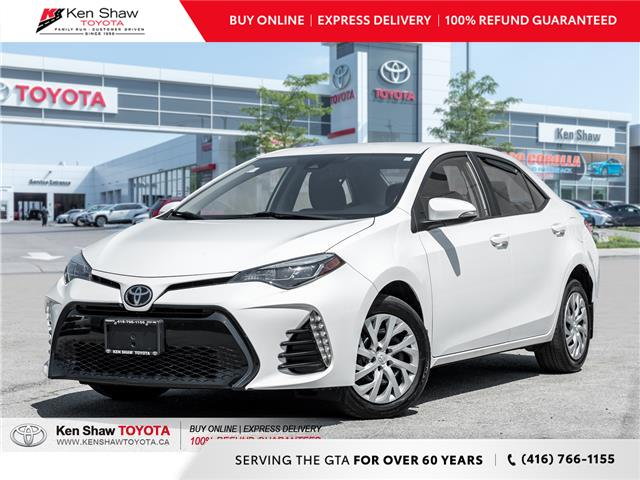 2017 Toyota Corolla SE (Stk: 17072A) in Toronto - Image 1 of 18
