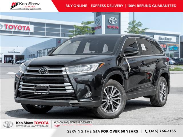 2019 Toyota Highlander XLE (Stk: 17098A) in Toronto - Image 1 of 20