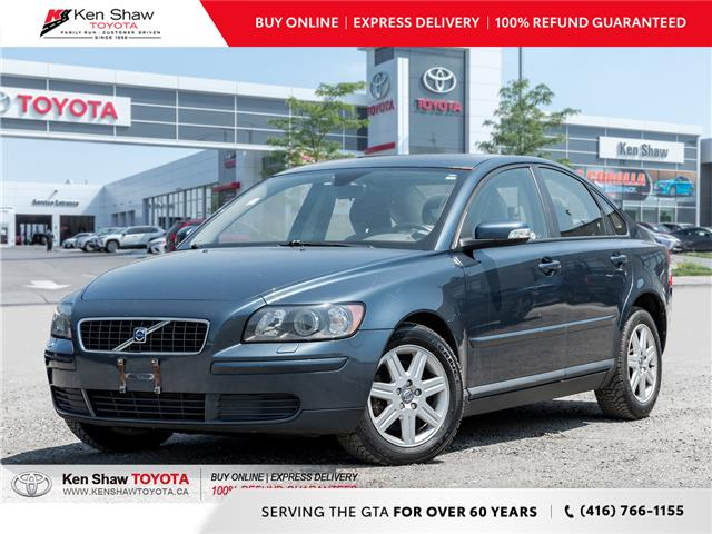2007 Volvo S40 2.4i (Stk: 79960A) in Toronto - Image 1 of 17