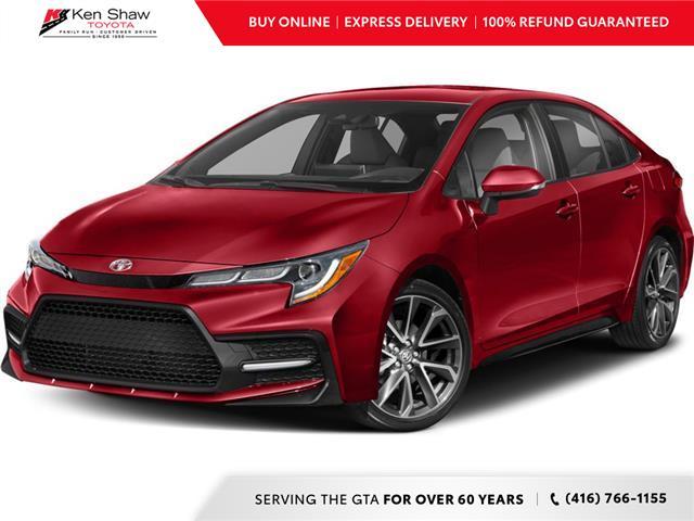 2020 Toyota Corolla XSE (Stk: 78895) in Toronto - Image 1 of 11