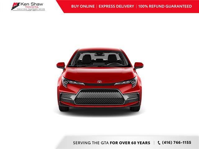 2020 Toyota Corolla SE (Stk: 79228) in Toronto - Image 1 of 8