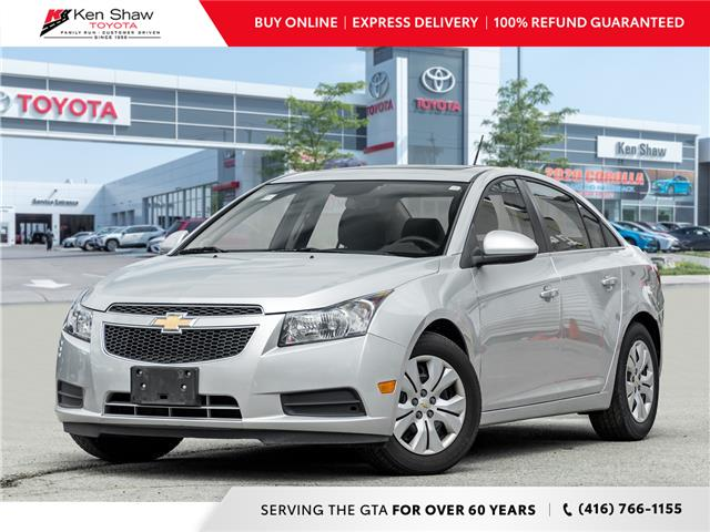 2012 Chevrolet Cruze LT Turbo (Stk: 16973AB) in Toronto - Image 1 of 16