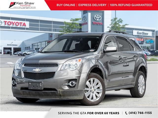 2012 Chevrolet Equinox 2LT (Stk: 17123A) in Toronto - Image 1 of 19