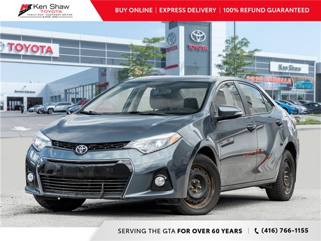 2016 Toyota Corolla S (Stk: 17090A) in Toronto - Image 1 of 20