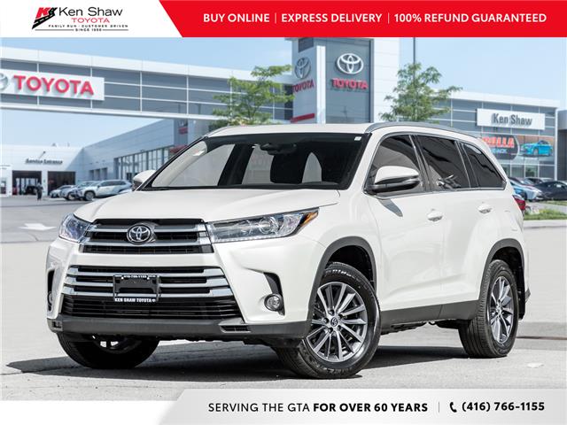 2019 Toyota Highlander XLE (Stk: 17097A) in Toronto - Image 1 of 22