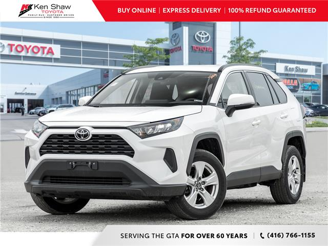 2019 Toyota RAV4 LE (Stk: 17117A) in Toronto - Image 1 of 19