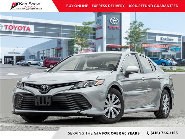 2019 Toyota Camry LE (Stk: 17116A) in Toronto - Image 1 of 17