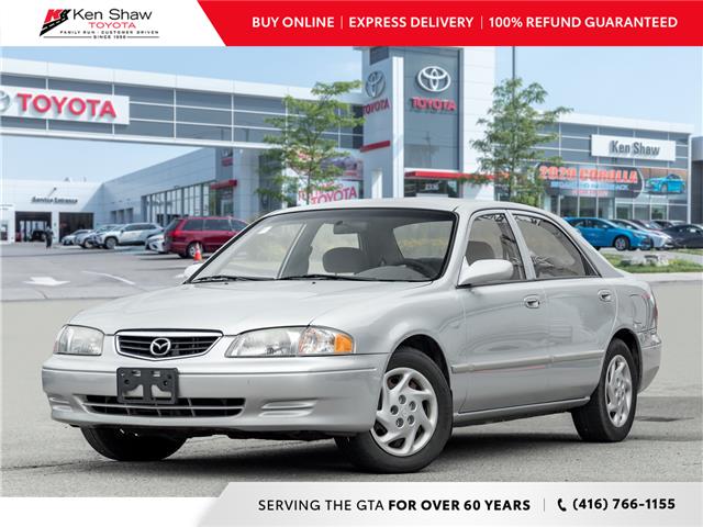 2002 Mazda 626 LX (Stk: 17013AB) in Toronto - Image 1 of 16
