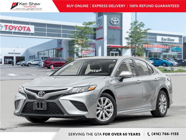 2019 Toyota Camry LE (Stk: 17057A) in Toronto - Image 1 of 18
