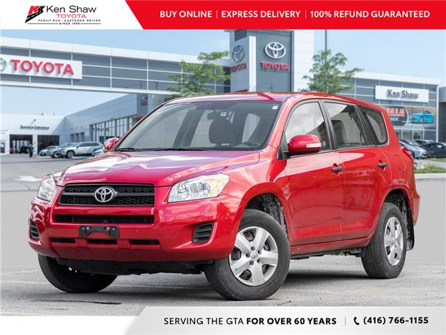 2011 Toyota RAV4 Base (Stk: 80032A) in Toronto - Image 1 of 16