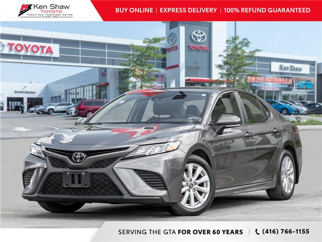 2019 Toyota Camry LE (Stk: 17124A) in Toronto - Image 1 of 18