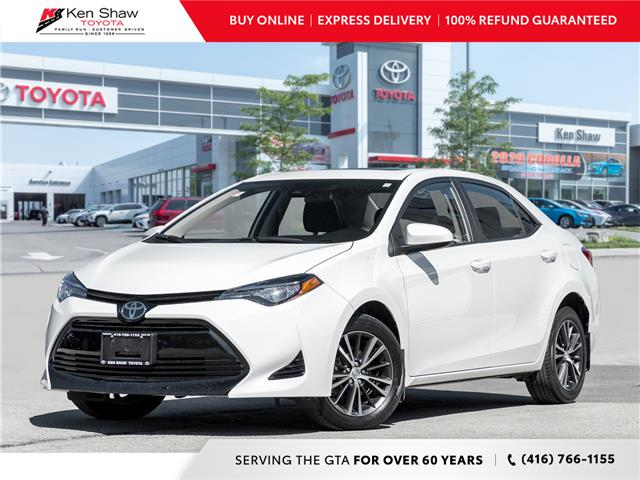2017 Toyota Corolla LE (Stk: 17146A) in Toronto - Image 1 of 20