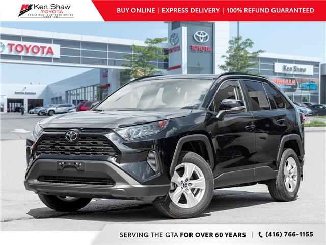 2019 Toyota RAV4 LE (Stk: 16897A) in Toronto - Image 1 of 18