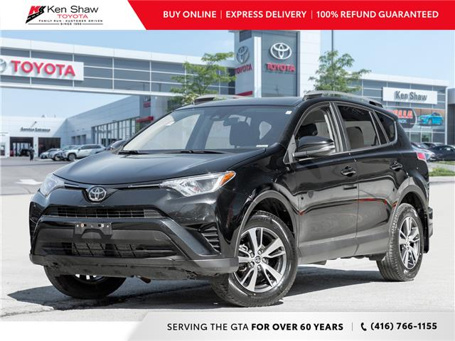 2018 Toyota RAV4 LE (Stk: 17135A) in Toronto - Image 1 of 19