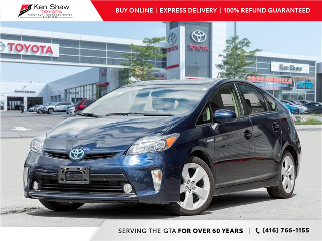 2015 Toyota Prius Base (Stk: 17140A) in Toronto - Image 1 of 19