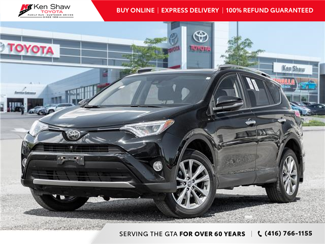 2016 Toyota RAV4 Limited (Stk: 17157A) in Toronto - Image 1 of 21