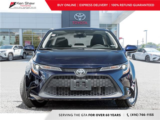 2020 Toyota Corolla LE (Stk: 17134A) in Toronto - Image 1 of 19