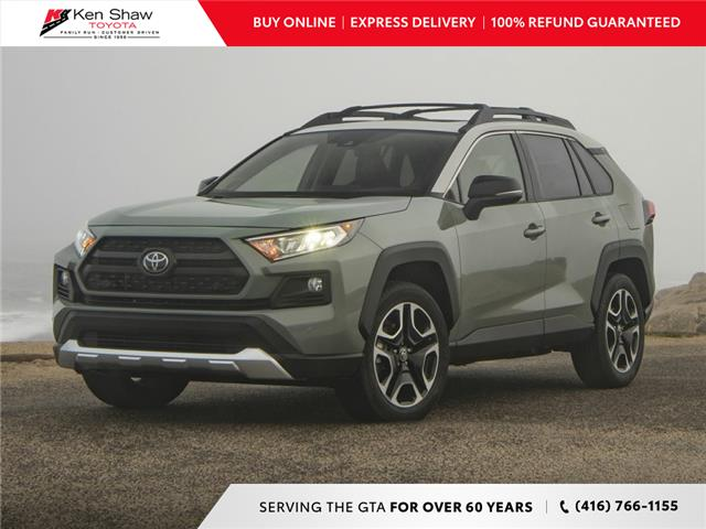 2019 Toyota RAV4 Trail (Stk: 17102A) in Toronto - Image 1 of 18
