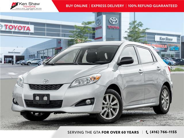 2010 Toyota Matrix Base (Stk: 17171A) in Toronto - Image 1 of 16
