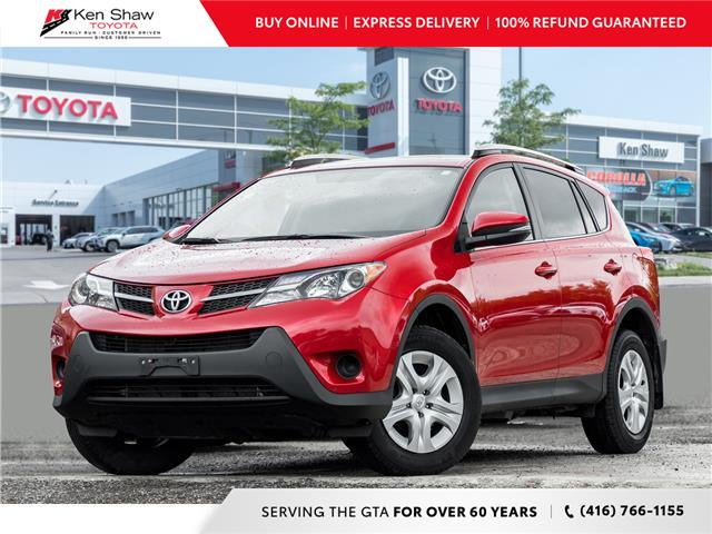 2014 Toyota RAV4 LE (Stk: 80057A) in Toronto - Image 1 of 19