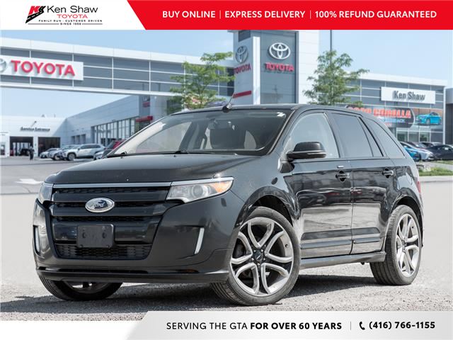 2013 Ford Edge Sport (Stk: 17101AB) in Toronto - Image 1 of 20