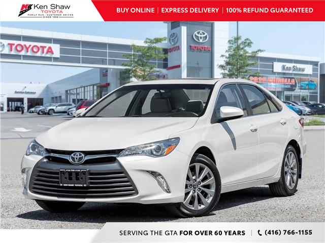2017 Toyota Camry XLE (Stk: 17169A) in Toronto - Image 1 of 20