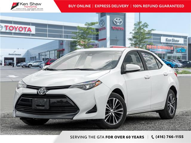 2018 Toyota Corolla LE (Stk: 17200A) in Toronto - Image 1 of 20