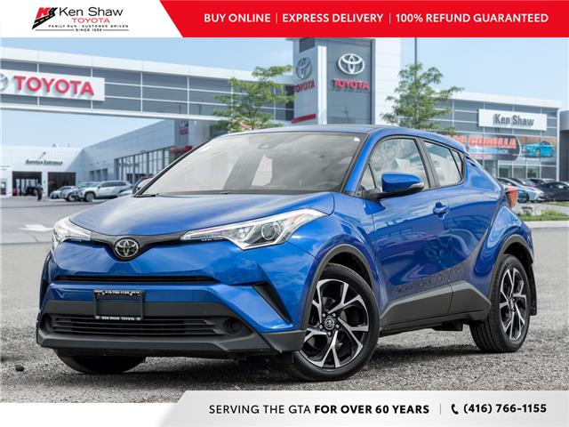 2018 Toyota C-HR XLE (Stk: 80055A) in Toronto - Image 1 of 18