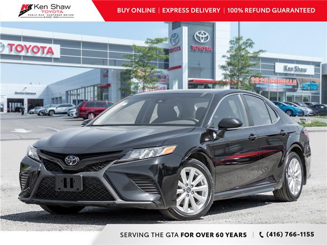 2019 Toyota Camry LE (Stk: 17148A) in Toronto - Image 1 of 18