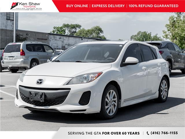 2012 Mazda Mazda3 Sport GS-SKY (Stk: 17101ABC) in Toronto - Image 1 of 2