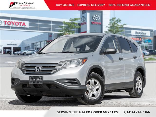 2014 Honda CR-V LX (Stk: 17218A) in Toronto - Image 1 of 18