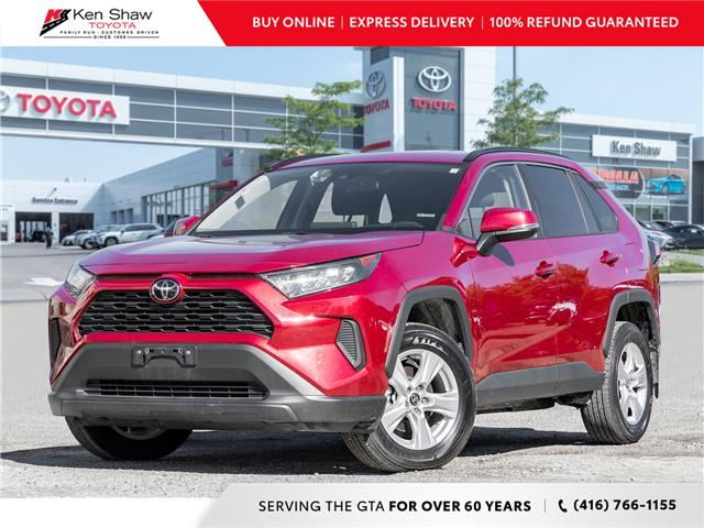 2019 Toyota RAV4 LE (Stk: 17201A) in Toronto - Image 1 of 18