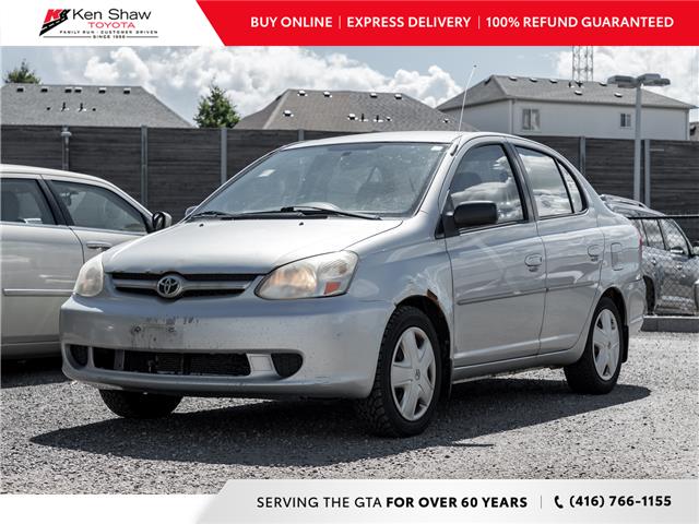 2003 Toyota Echo Base (Stk: 17108AB) in Toronto - Image 1 of 2