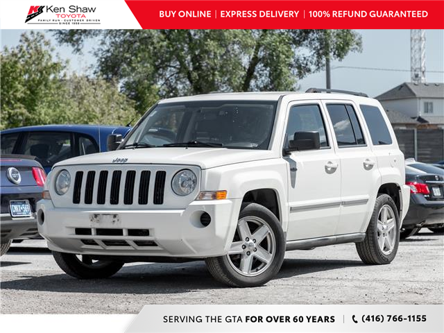 2010 Jeep Patriot Sport/North (Stk: 17216A) in Toronto - Image 1 of 2