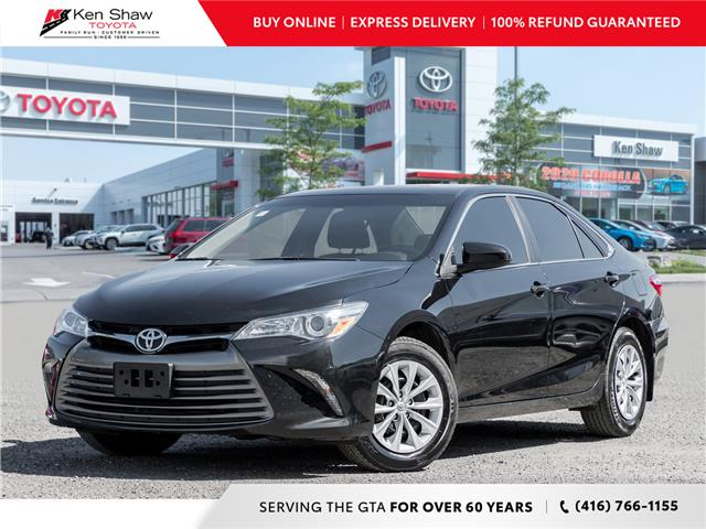 2016 Toyota Camry LE (Stk: 17225A) in Toronto - Image 1 of 17